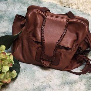 Handbags - .Toscani genuine leather purse